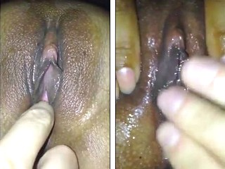 Indian gf wet pussy fingering by hubby
