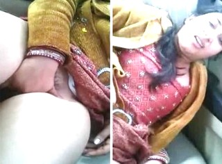 Horny Banglore software engg Sheetal painful sex in car