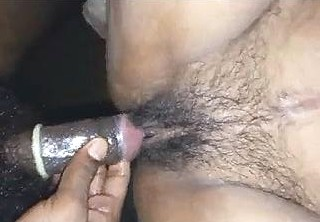 Desi village wife Soni fucked by condom cover dick with loud moaning