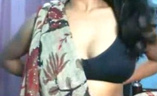 Hot Indian Wife in saree