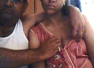 Beautiful Desi mature couples