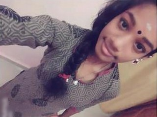 Pretty Tamil Malaysian Girl Records body and Mastrubates