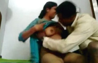 South Indian desi wife boob suck pussy lick and fuck