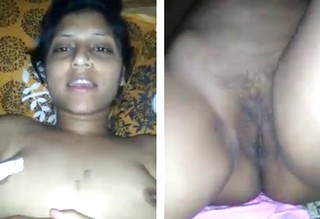 Geeta bhabhi nude expose and pussy fingering