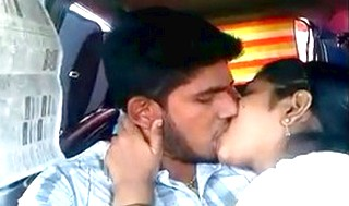 Indian Couple kissing and Fuck