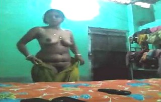 Indian boudi nude capture dress changing