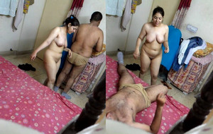 Desi bhabhi fucking with lover hot FULL fuck video leaked