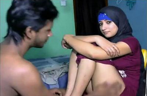 cute Indian girl fucked by boyfriend