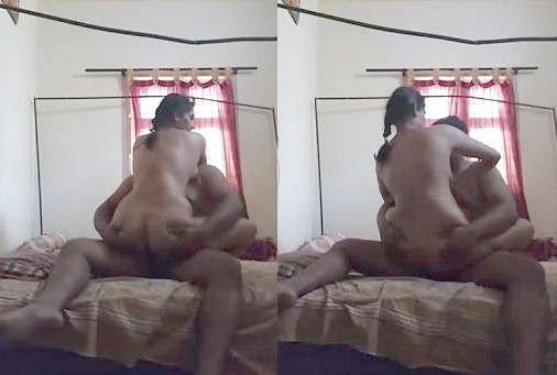 desi mysore bhabhi riding on top of hubby hot fuck