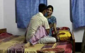Indian couple hard fucking
