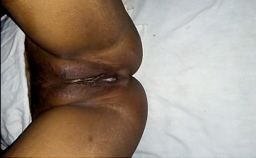 Indian wife milky boobs and juicy pussy captured by hubby