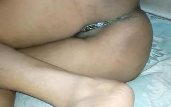 Indian bhabhi hot Cum inside her tight pussy
