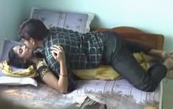 Desi girl in Yellow Black Salwar Suit Fucked Hard wid Moans n Audio