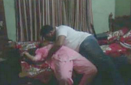 Indian couple making a sex tape