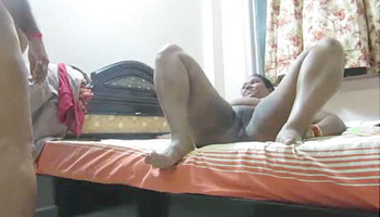 Desi Aunty hard fucking by owner with moaning