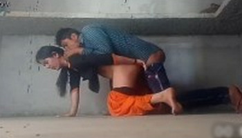 Indian young collage couple fucking