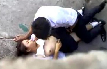 Indian  couple public sex