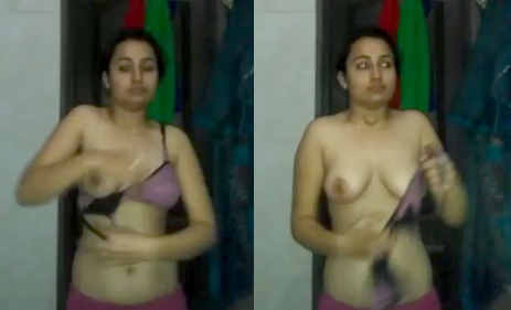 Hot desi gf record video for bf