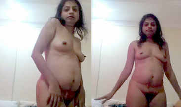 indian bhabhi nude body massage just after bath by self and hubby recording