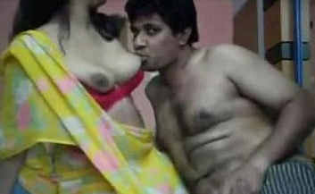 super hot desi boudi romance