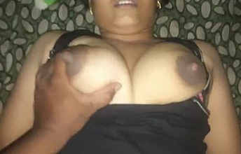 Big boobs Bangladeshi wife hard fucking
