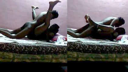 Desi Couple Hard Fucking in Sixty Nine Position With Fucking Sound