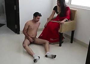 fame bgrade actor in femdom-slapping and making him jerk off