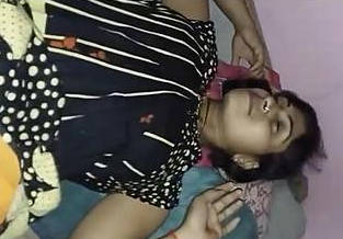 horny indian boudi hard fucked by hubby