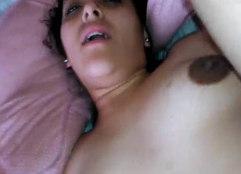 Sexy wife fucked hard by hubby hot moaning