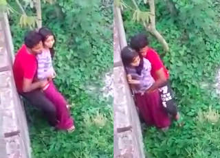 desi college couple caught fucking outdoor