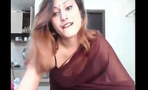 sexy desi babe video chat