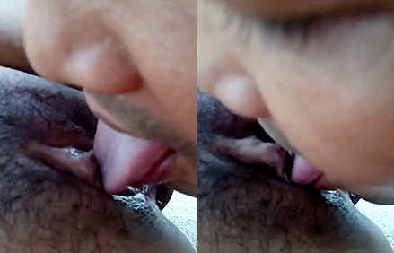 desi pussy licking part 1 clear sound