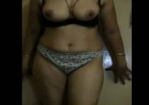 horny indian south andhra wife sheela stripe show