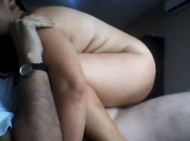 Asian bhabhi riding on dick having Multiple Orgasms hot fuck