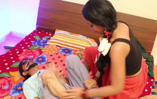 Desi hot aunty fucking with damadji Part 2