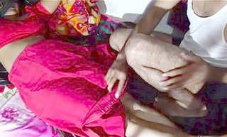 Desi village bhabi nice fucking by devar mid night