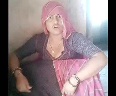 Rajasthani village wife fun