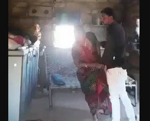 Indian village bhabi fucking by young devar