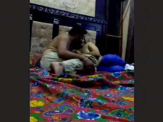 Desi hot couple romance at home
