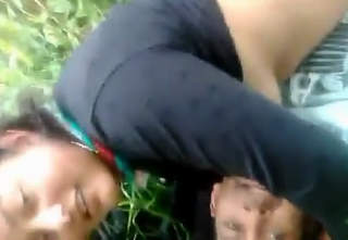 Desi couple Fucking in Jungle