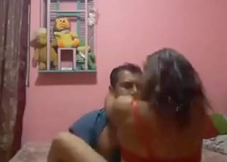 Desi Couple sex in Bed! Couple Romantic Sex in Shop! Desi Aunty Hord Blowjob Uncle