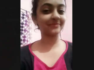 Desi Cute girl show boobs and pussy