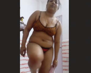 Mallu Desi Aunty On Video Call 3