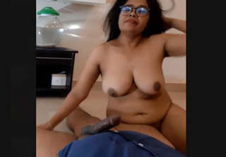 Indian Bhabhi BJ and Fucked With Her Husband 1