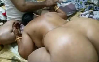 Incredible ass owner bhabhi massage by hubby