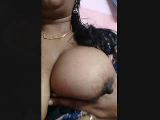 Milk tanker bhabhi Boobs crushing