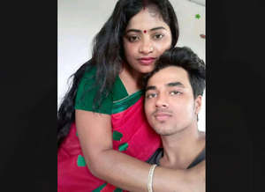 Bengali couple with lucky son leaked by husband video must watch 1