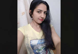 Hot Indian Bhabhi Recrod Her Nude Video Part 2
