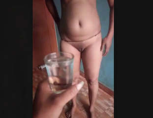 Little pussy owner Bhabhi nude serving husband with clear audio