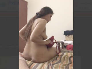 Bhabi Getting Ready After Fuck